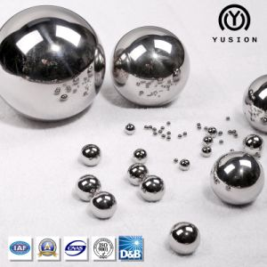 30~150mm Suj3 Chrome Steel Ball for Double-Row-Ball Slewing Bearing