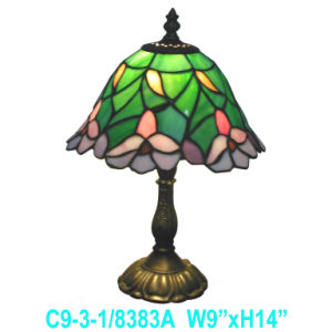 Tiffany Table Lamp (C9-3-1-8383A)