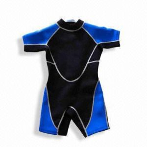 Children′s Wetsuit With 10# Ybs/10# Ykk Zipper on Back