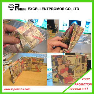Promotional Folding Tyvek Paper Wallet (EP-W1325) pictures & photos