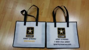 All Color Customized Promotional Fabic Bag