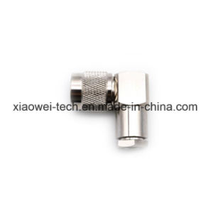 Male Right Angle TNC Connector for Rg223 Cable