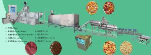 Pet Food of Processing Line pictures & photos