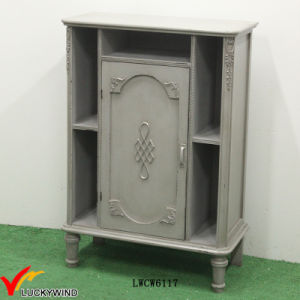 New Design Idea Hand Painted French Furniture Country Cabinet pictures & photos