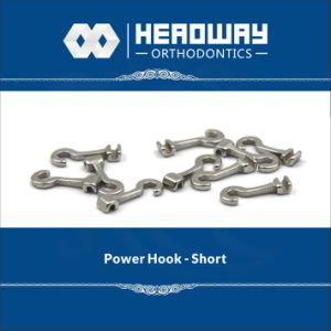 Dental Product, Orthodontic Power Hook, Short Power Hook with Ce