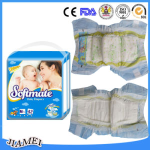 New Softable Molfix Baby Diapers Use Amercian Pulp/Japan Sap pictures & photos