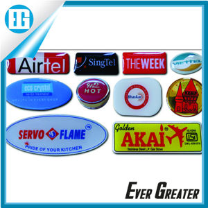 3D Round Dome Labels Stickers for Promotion pictures & photos