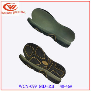 Top Quality and Durable 2016 Men Sandals Sole Fashion EVA Rb Outsole for Making Flip Flop pictures & photos