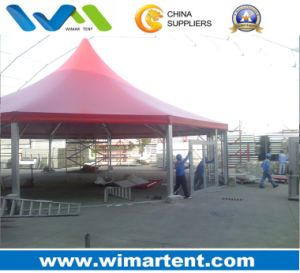 10mx10m Hexagon High Peak Tent for Sales