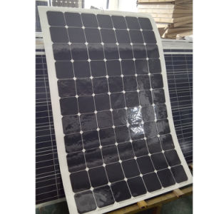 250W Semi Flexible Solar Panel/Solar Module with Sunpower Solar Cells pictures & photos