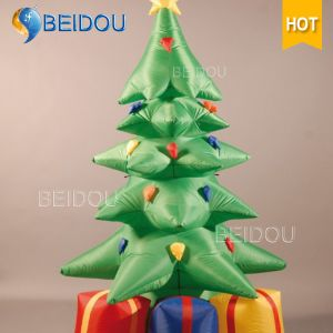 china factory wholesale cheap christmas trees giant inflatable