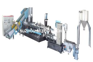 PP PE Film Plastic Pelletizing Machine pictures & photos