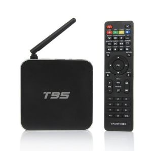 2016 Hot Selling Android TV Box Kodi 16.0 Amlogic S905 T95 Smart Box T95 Android TV Box
