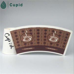 Hztl Custom Printed Paper Coffee Cup Take Away Coffee Cup, Single Wall Paper Cup Paper pictures & photos