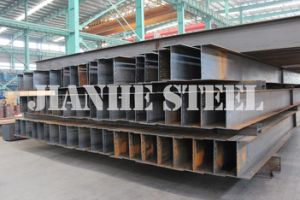 H Profile, Hbeam, High Frequency Welded H Beam (H001) /Steel Beam pictures & photos