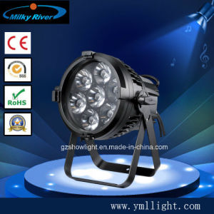 7PCS*15W Waterproof IP65 4in1 CREE LED RGBW PAR Light pictures & photos