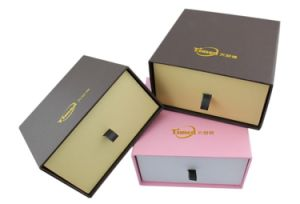 High Quality Drawer Packaging Box Package Box Cardboard Box