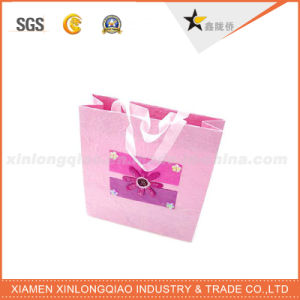 Wholesale New Design Eco-Friendly Paper Bag with Plastic Lining pictures & photos