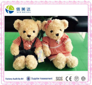 Teddy Bear Plush Toy Stuffed Couple Bears Soft Kids Toys pictures & photos