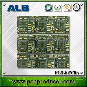 Electroless Ni/Au, (ENIG) Multilayer Sided Printed Circuit Board