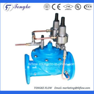 High Water Level Hydraulic Valve Altitude Valve Flow Control Valve pictures & photos