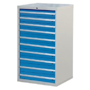 Westco Tool Cabinet with Drawers (Drawer Cabinet, Workshop Cabinet, TL-1500-10)