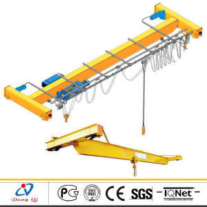 Manual Operational Single Beam Overhead Crane