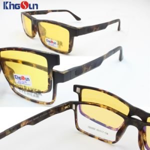 Magnet Frame Easy Change Front Optical Frames pictures & photos