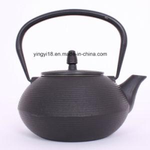 Cast Iron Paint >> China Lfgb Cast Iron Paint Tea Kettle 0 6l China Tea Pot