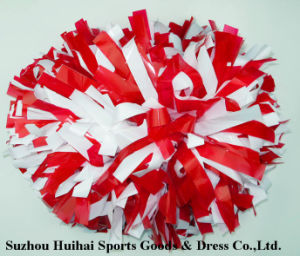 Red/White POM Poms pictures & photos