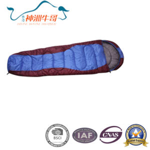 Popular Mummy Sleeping Bag Outdoor Waterproof