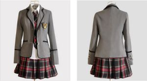 School Uniform for High School pictures & photos