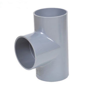 Large Size PVC Pipe Fitting DIN Standard Pn10 pictures & photos