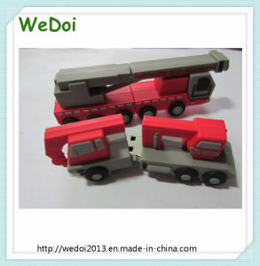 Promotional PVC Truck USB Stick with Low Cost (WY-PV100) pictures & photos