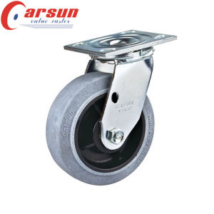 4inches Heavy Duty Swivel Caster with Conductive Wheel