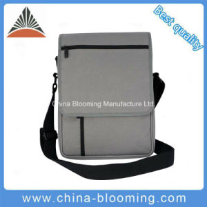 Vertical Single Shoulder Crossbody Sling Conference Business iPad Bag pictures & photos
