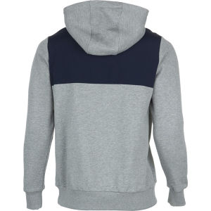 Cotton Fleece Mens Pullover Hoodies in Gray Color pictures & photos