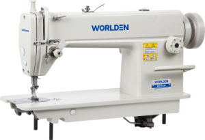 Wd-6150 High Speed Lockstitch Sewing Machine pictures & photos