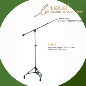 Height Adjustable Studio Microphone Stand (SMS-2) pictures & photos