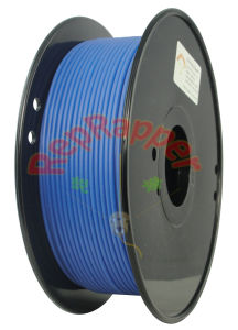 Well Coiled Blue to White PLA 3.0mm 3D Filament