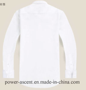 Top-Quality Men′s Long Sleeve Cotton Slim Fashion Business Shirts pictures & photos
