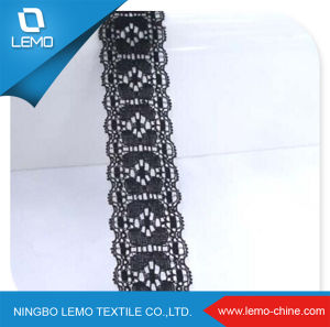 Wrap Knitting Tricot Cheap African Lace Fabric pictures & photos