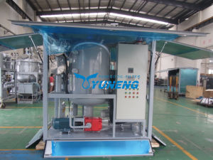 Zja12ky Series Double Stage High Vacuum Insulating Oil Purifier pictures & photos
