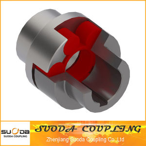 Flexible Plum Blossom Type Elastic Coupling pictures & photos