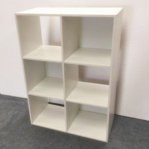 Cube Openings Bedroom Nightstand Bookcase Shelf