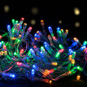 Hot S Led Christmas Light Battery Operated Cool White Fairy Lights