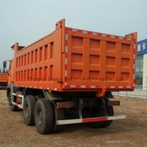 40tons 20cbm 10wheels Rhd Beiben Ng80 Tipper for African Market pictures & photos