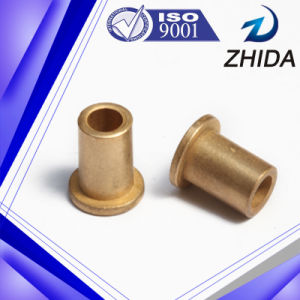 Cufe Sintered Bearing Sintered Bronze Bushing
