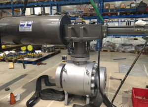 High Pressuremetal to Metal Ball Valve pictures & photos