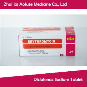 Erythromycin Tablet pictures & photos